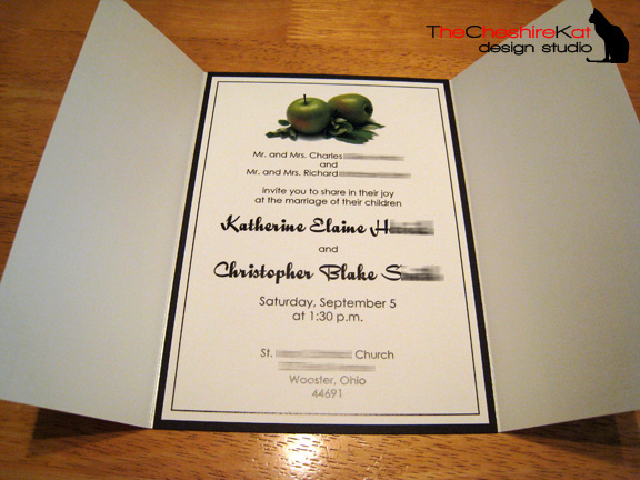 Kate Chris The Invitations